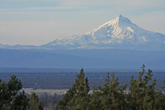 Mount Jefferson Stock Images