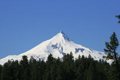 Mount Jefferson Stock Photo