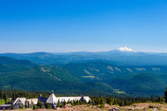 Mount Jefferson Landscape Stock Images