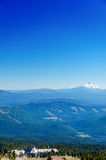 Mount Jefferson View Royalty Free Stock Image