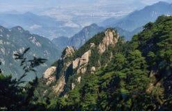 Mount Jiuhua Stock Images