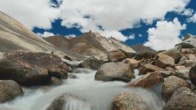 Mountain creek on Kailash Mount, Kora Tibet