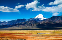 Mount Kailash Stock Photo