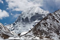 Mount Kailash Royalty Free Stock Images