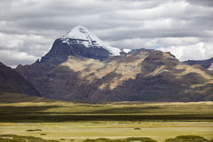 Mount Kailash Royalty Free Stock Photo