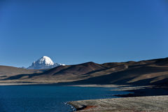 Mount Kailash, Tibet Ali Region. Eastphoto, tukuchina, Mount Kailash, Tibet Ali Region Royalty Free Stock Photos