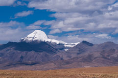 Mount Kailash: Travelling in Tibet Royalty Free Stock Photography