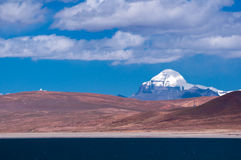 Mount Kailash: Travelling in Tibet Royalty Free Stock Photo