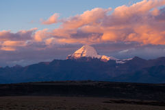 Mount Kailash: Travelling in Tibet Stock Photography