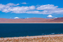 Mount Kailash: Travelling in Tibet Stock Images