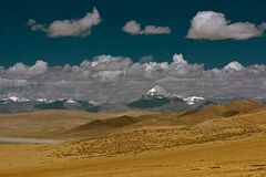 Mount Kang Rinpoche in Tibet Stock Images