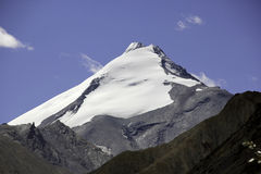 Mount Kang Yatze from North East Royalty Free Stock Photography