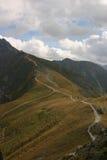 Mount Kasprowy Wierch Royalty Free Stock Photo
