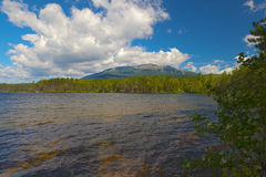Mount Katahdin Royalty Free Stock Photos