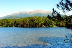 Mount Katahdin Royalty Free Stock Photos