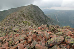 Mount Katahdin, Maine Royalty Free Stock Photos
