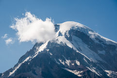 Mount Kazbek Stock Photography