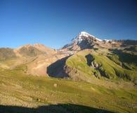 Mount Kazbek Royalty Free Stock Photography