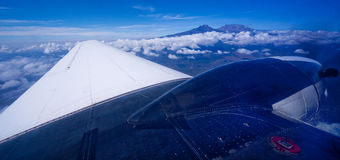 Mount Kilimanjaro Royaltyfria Bilder