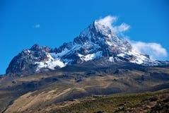 Mount kilimanjaro Stock Photography