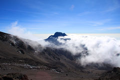 Mount kilimanjaro Stock Photos