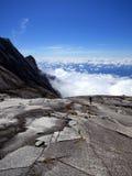 Mount Kinabalu, Борнео, Малайзия стоковая фотография rf