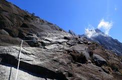 Mount Kinabalu, Борнео, Малайзия стоковое фото