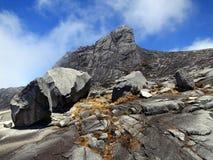 Mount Kinabalu, Борнео, Малайзия стоковое изображение rf