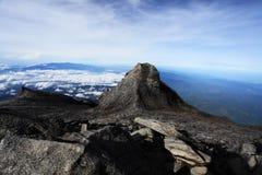Mount Kinabalu. Sabah, Kota Kinabalu, Malaysia Royalty Free Stock Images