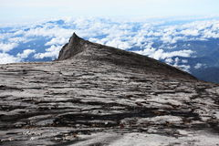 Mount Kinabalu Royalty Free Stock Photography