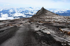 Mount Kinabalu Stock Photography