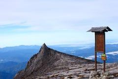 Mount Kinabalu Стоковое Изображение