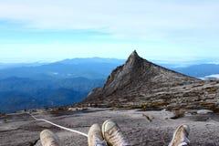 Mount Kinabalu Стоковая Фотография