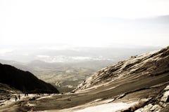 Mount Kinabalu Стоковое Фото