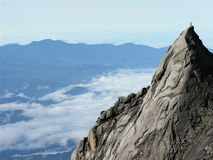 Mount Kinabalu Royalty Free Stock Images