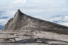 Mount Kinabalu Royalty Free Stock Photos