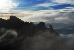 Mount Kinabalu, Malaysia Stock Photo