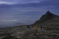 Mount Kinabalu Royalty Free Stock Image