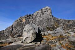 Mount Kinabalu at Sabah Royalty Free Stock Photography