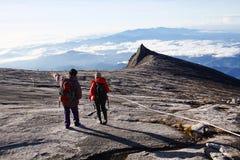 Mount Kinabalu Sabah, Borneo Royaltyfri Fotografi