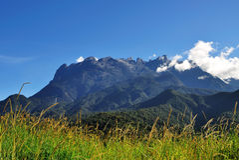Mount Kinabalu, sabah Borneo Stock Photo