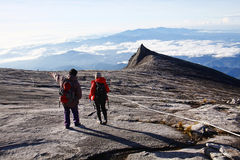 Mount Kinabalu Sabah, Borneo Royalty Free Stock Photography