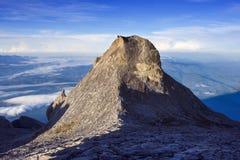 Mount Kinabalu in Sabah, Borneo, Malaysia Royalty Free Stock Image
