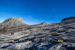 Mount Kinabalu Stock Photo