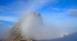 Mount Kinabalu,Sabah state , Malaysia Stock Photography