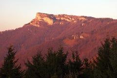 Mount Klak, Mala Fatra, Strazovske vrchy, Slovakia Royalty Free Stock Photos