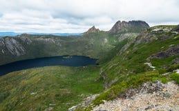 mount kołyski gołębie jeziora Fotografia Stock