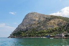 Mount Koba-Kaya Royalty Free Stock Photography