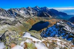 Mount Koprovsky view Stock Photo