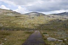 Mount Kosciuszko, Australia. royalty free stock photo